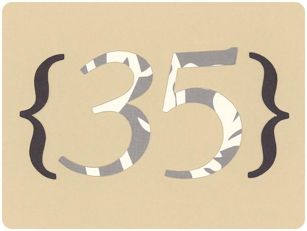 L Turns 35