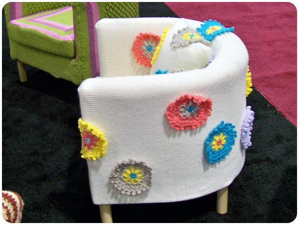 Doily Chair