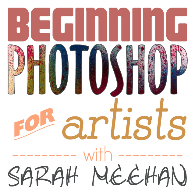 Beginning Photoshop for Artists Workshop