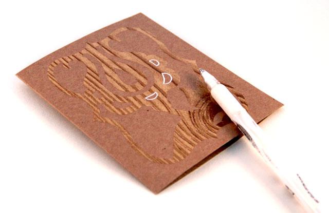 DIY Cricut Card Tutorial